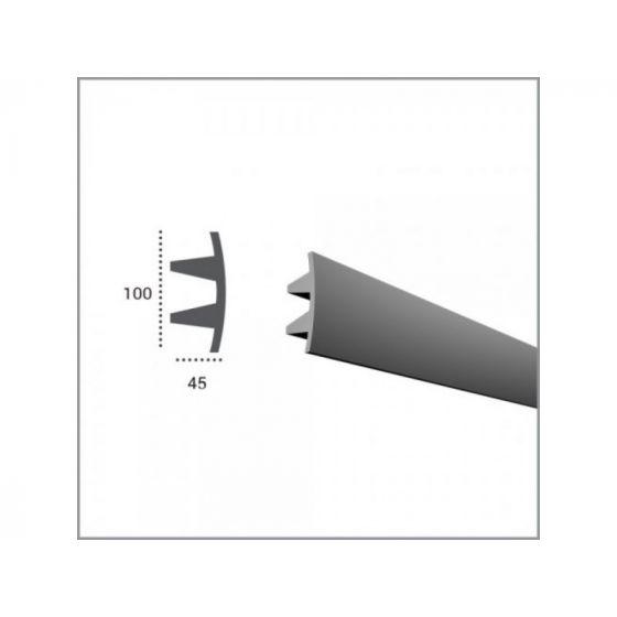 Profil pentru banda LED din poliuretan KF503
