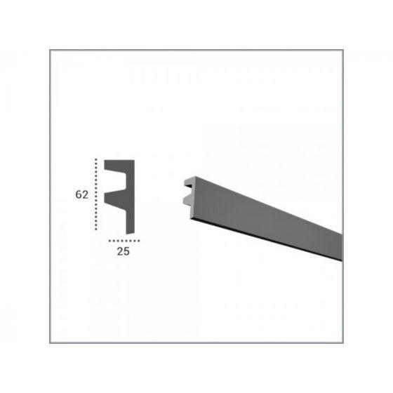 Profil pentru banda LED din poliuretan flexibil KF501