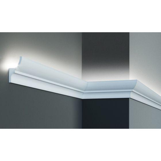 Profil pentru banda LED din poliuretan flexibil KF701F