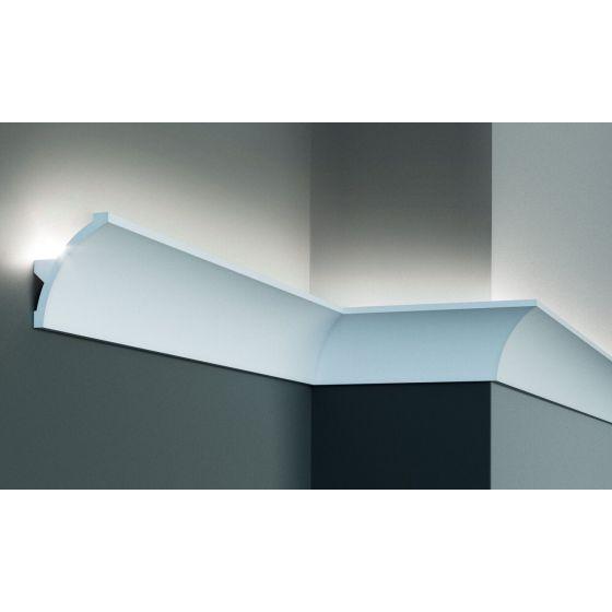 Profil pentru banda LED din poliuretan flexibil KF702F